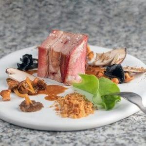 Photographie culinaire commerciale par Studio End, proche de Rodez