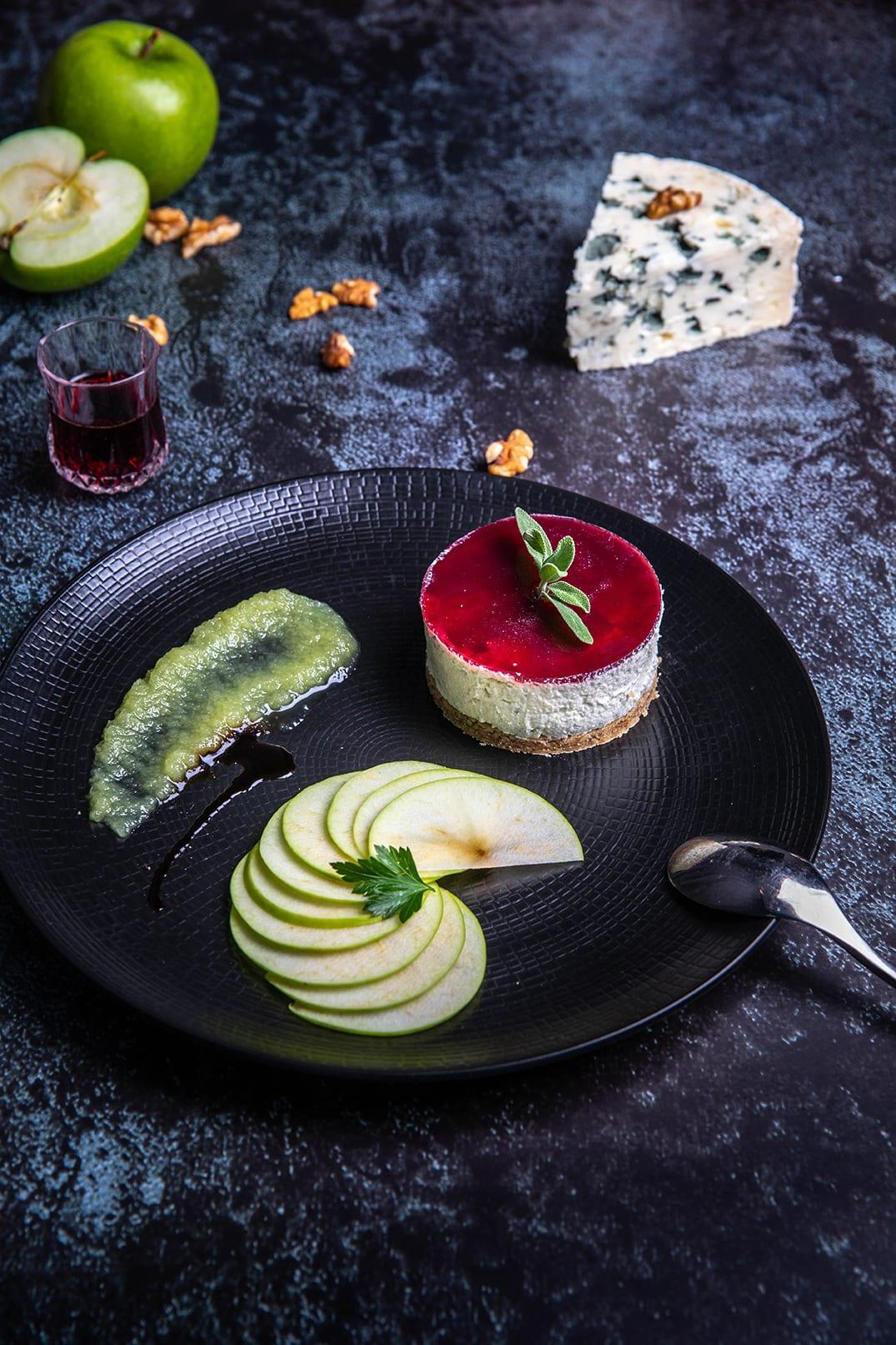 Photographe culinaire esthétique