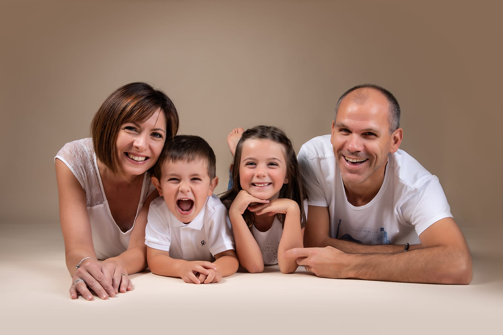 Studio End, séance famille à Rodez